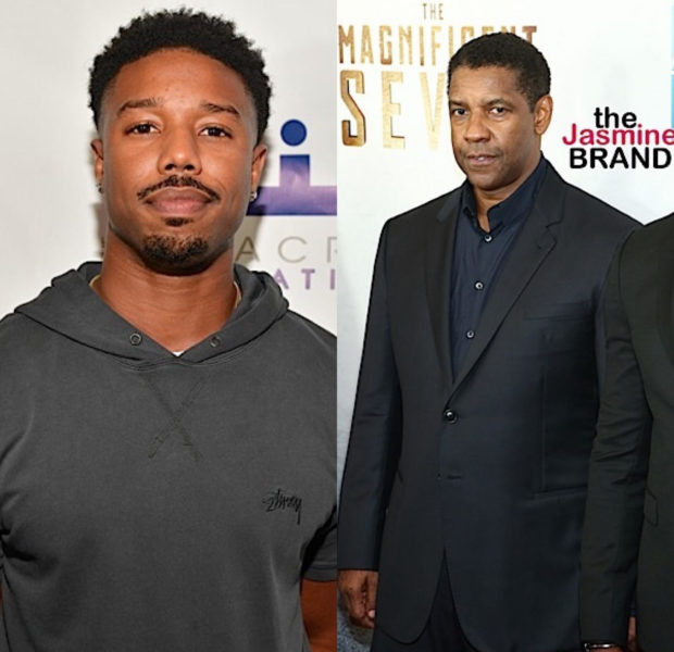 Michael B. Jordan To Star In Movie Directed By Denzel Washington