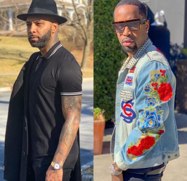 Joe Budden Irate W/ Safaree Samuels for Bringing Erica Mena On Love & Hip Hop Trip [VIDEO]