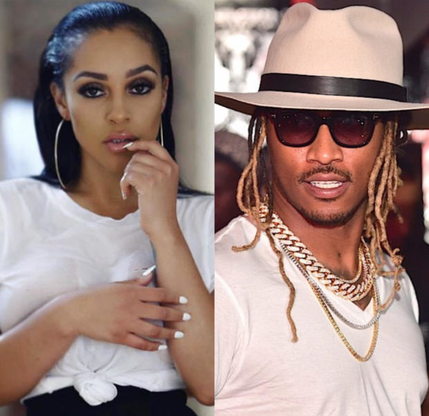 Joie Chavis Confirms Split W/ Future, Deletes His Photos & Unfollows Rapper On Social Media
