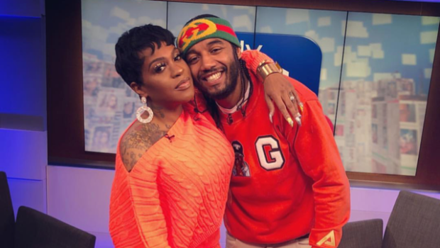 Lil Mo Responds To Claims Her Husband Stole A Woman's Debit Card 'Who Holding On?'