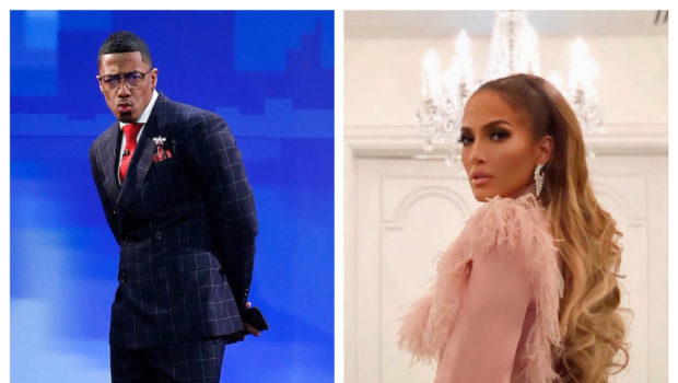 Nick Cannon Jokingly Shades J.Lo On Behalf of Mariah Carey [VIDEO]