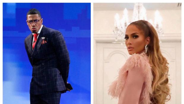 Nick Cannon Jokingly Shades J.Lo On Behalf of Mariah Carey [VIDEO]