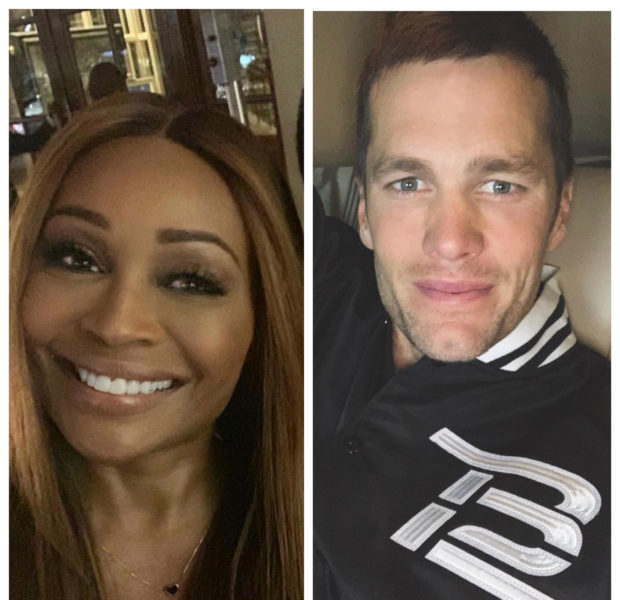 That Was Awkward! Cynthia Bailey Thought She Met NFL'er Tom Brady