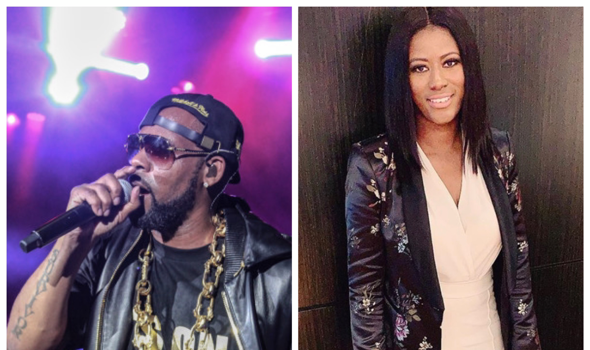 R. Kelly's Ex Asante McGee Says Singer Wanted Her To Talk Like A Little Girl: I Didn't Notice The Red Flags