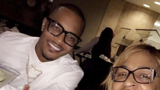 T.I.'s Sister Precious Harris Laid To Rest [VIDEO]