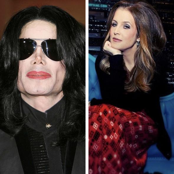 Michael Jackson Accused of Marrying Lisa Marie Presley For Elvis' Music Collection, Singer's Nephew Denies Rumor: He Loved Her!