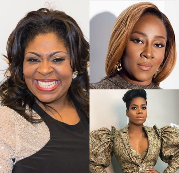 Kim Burrell Accused of Shading Fantasia, While Complimenting Gospel Artist Le'Andria Johnson + Le'Andria Responds [VIDEO]