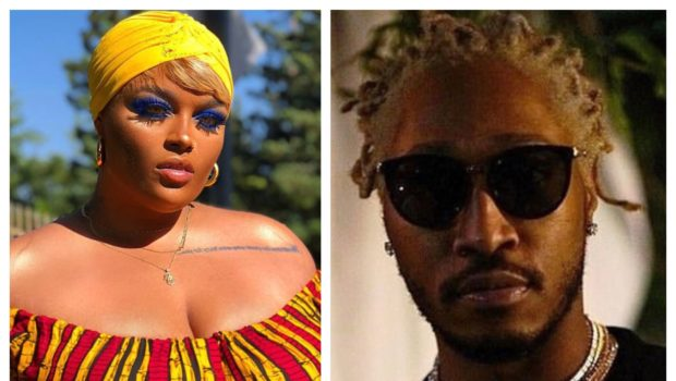 EXCLUSIVE: Plus Size Model Naomie Plans To Sue Rapper Future For Discrimination & Defamation – This Is NOT About Money Or Fame!