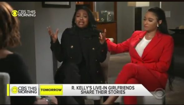 R. Kelly's Live-In Girlfriends Azriel Clary & Jocelyn Savage Cry Defending Singer – This Is All Lies For Money! [VIDEO]