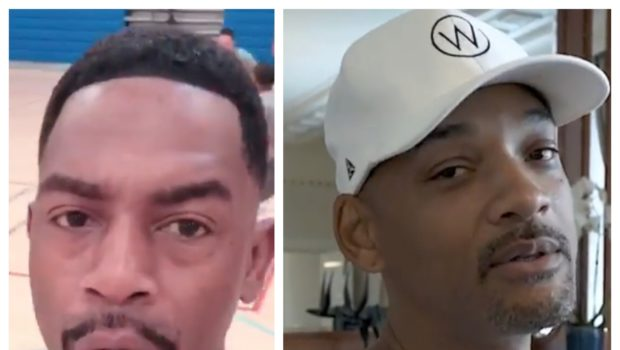 Actor Bill Bellamy Jokingly Tells Will Smith – F**k You, With Your Rich A**! [VIDEO]