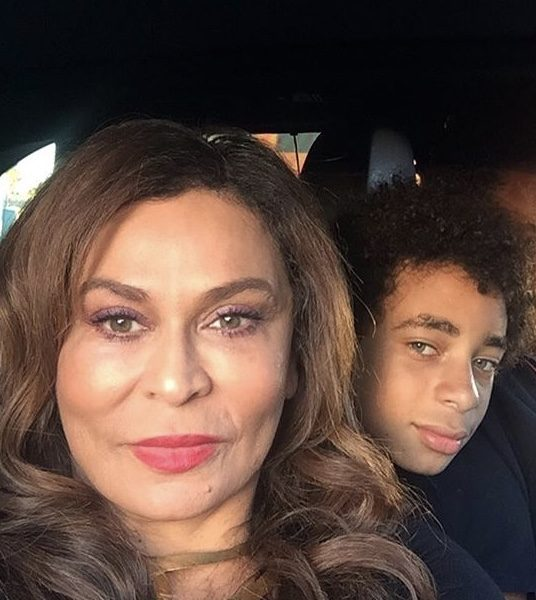Tina Lawson Accidentally Announces Solange's Son Juelz's Instagram Account