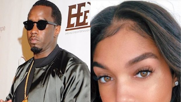 Diddy Spotted W/ Lori Harvey, Sparking Dating Rumors [VIDEO]