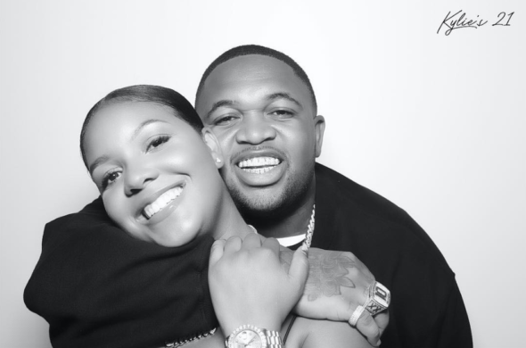 DJ Mustard & Fiancée Expecting Baby Number 3! [Photo]