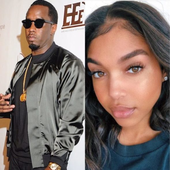 Diddy Vacations W/ Rumored Girlfriend Lori Harvey & Her Parents Marjorie And Steve Harvey In Italy