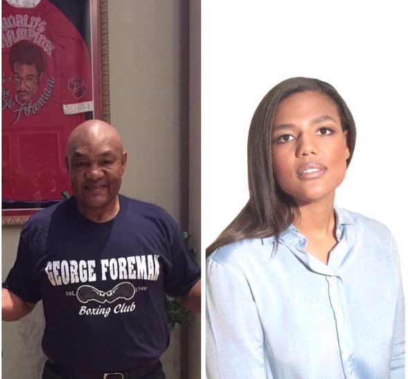 George Foreman's 42-Year-Old Daughter Freeda Foreman Dies At Age 42 [Condolences]