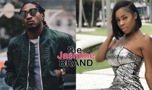 Future's Rumored 6th Baby Mama Eliza Reign Shows Off New Baby Bump [Photo]