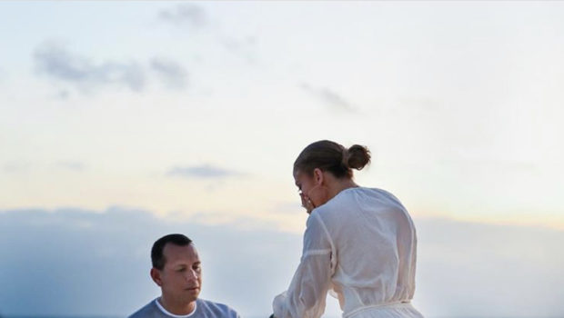 J.Lo & A-Rod Proposal Photos Released!