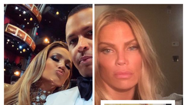 Jose Canseco's Ex Says A-Rod Did NOT Cheat On J.Lo W/ Her: I Did Not Sleep W/ Him!