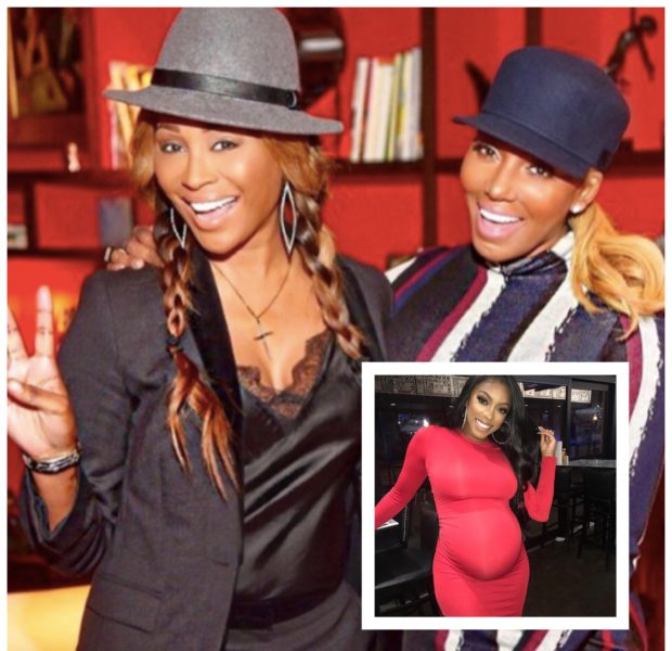 NeNe Leakes Calls Ex Friend Cynthia Bailey 'Sneaky & Underhanded', Denies Putting Her Hands On Pregnant Porsha Williams [VIDEO]