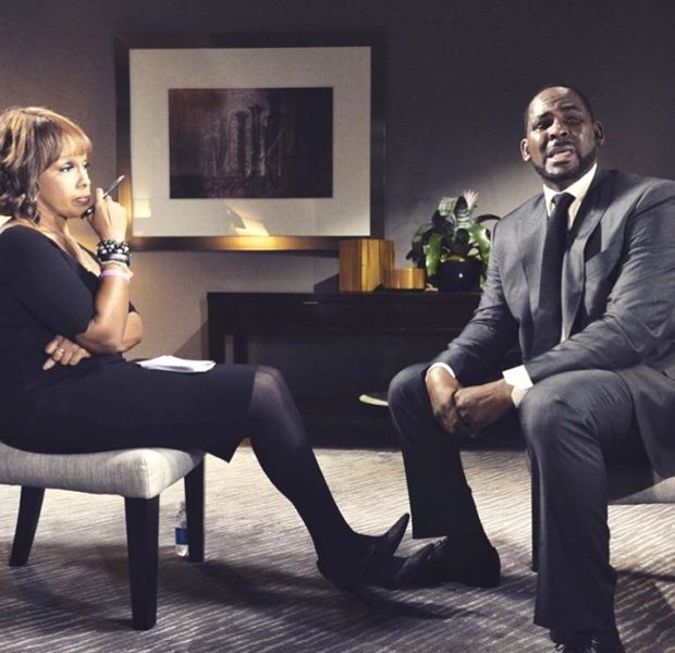 Gayle King Alludes To R. Kelly Interview Helping Secure Her $11 Million Salary At CBS 'It Couldn't Have Come At A Better Time For Me'