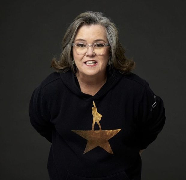 Rosie O'Donnell Reveals She Was Sexually Abused By Her Father