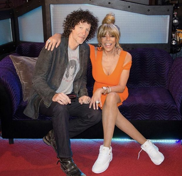 Howard Stern Lashes Out Over Wendy Williams Being Inducted Into Radio Hall Of Fame First, She Responds: Don't Hate On Me Because I Got In Before You