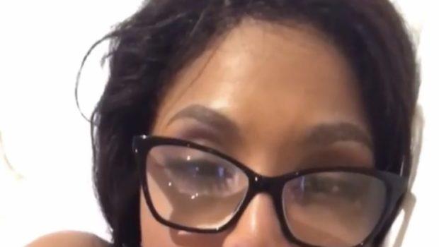 Toni Braxton Reflects On Finishing Tour: It Was Good & Bad Days Having Stupid Lupus [VIDEO]