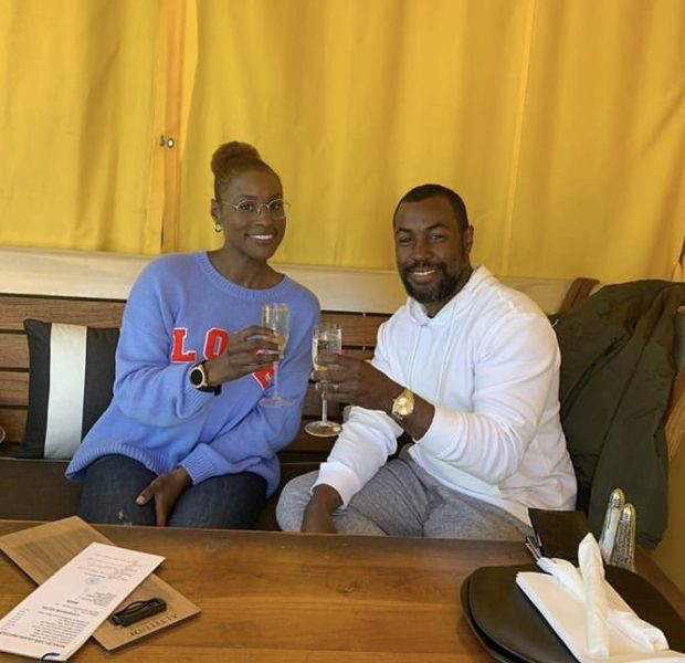 "Issa Rae Spotted Prepping Season 4 Of ""Insecure"" [Photo]"