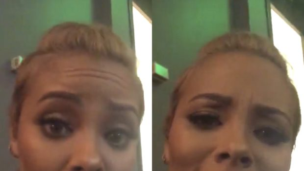 Eva Marcille Defends Cost Of Her Extravagant Wedding – It Was $1,000 Per Person, Not Per Plate! [VIDEO]