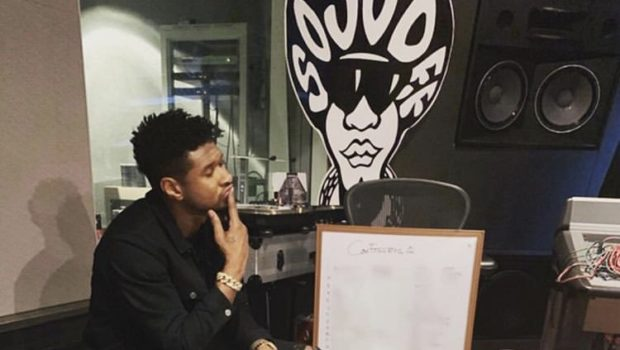 "Usher Hints At Confessions 2: ""Is this what y'all want?"""