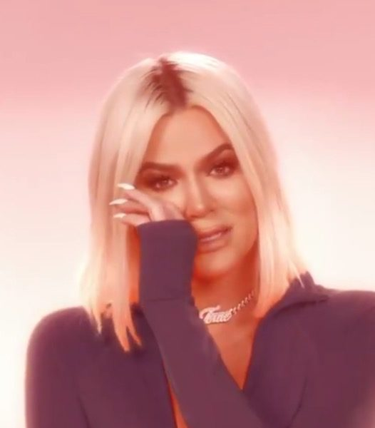 A Sobbing Khloe Kardashian Discusses Jordyn Woods, Tristan Thompson Scandal  In 'KUWTK' Trailer [VIDEO]