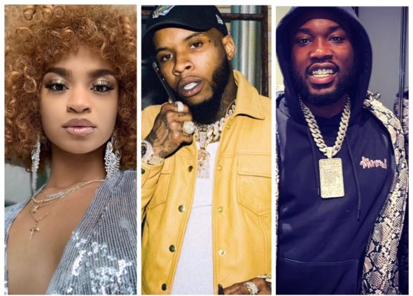 Up & Coming Rapper Melli Explains Why She Signed W/ Tory Lanez Instead Of Meek Mill