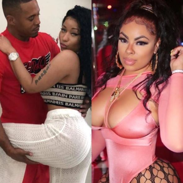 Nicki Minaj's Boyfriend's Ex Brutally Attacked, Posts Bloodied Face: Came To Shoot Me In My Own Home! [Photos]