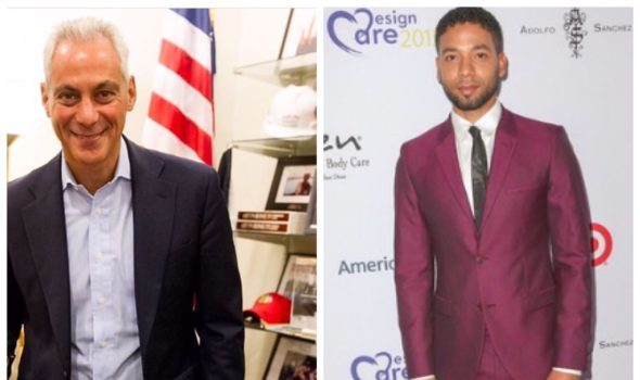 Chicago Mayor Rahm Emanuel Slams Jussie Smollett Decision – It's A Whitewash Of Justice [VIDEO]
