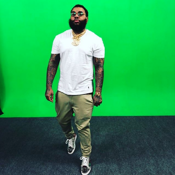Kevin Gates Rushed Offstage After Gunshots Ring Out At Texas Concert [VIDEO]