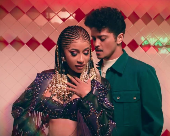 "Cardi B & Bruno Mars ""Tease Me"" Video Is Here [WATCH]"