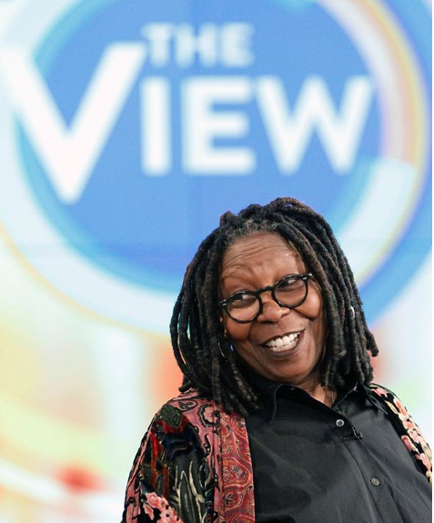 Whoopi Goldberg Noticeably Absent From 'The View' For A Month, Recovering From Pneumonia + Talk Show Gives Update