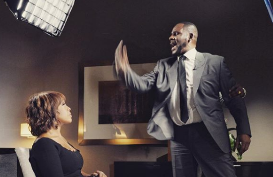 "Gayle King Says She Was 'Never Scared' During R. Kelly Interview But Admits ""I Did Worry At Some Points He Might Accidentally Hit Me"""