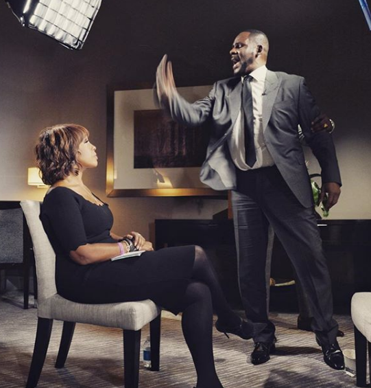 R. Kelly Says He's Being Assassinated: I've Made Mistakes, But I'm Not A Devil!