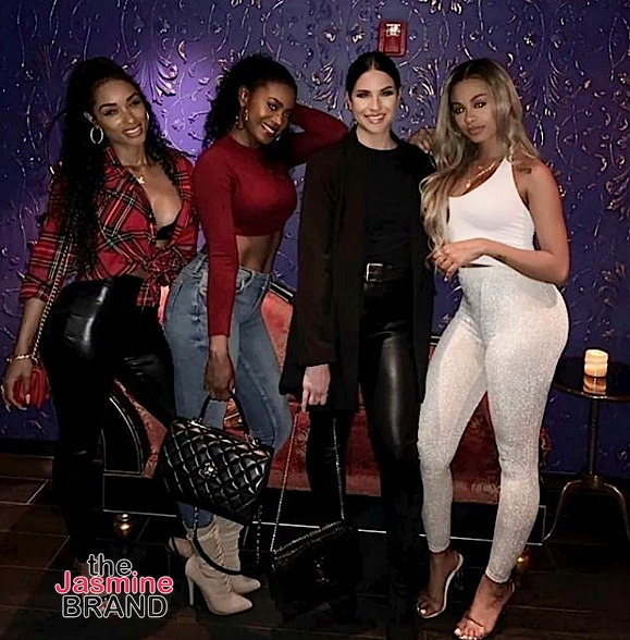"EXCLUSIVE: New ""Basketball Wives"" Star Revealed"