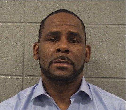 R.Kelly Back In Jail After Owing More Than 160k In Unpaid Child Support [Mug Shot]
