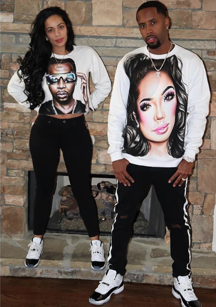 Erica Mena Reacts To Rumors She & Safaree Were Fired From Love & Hip Hop Franchise