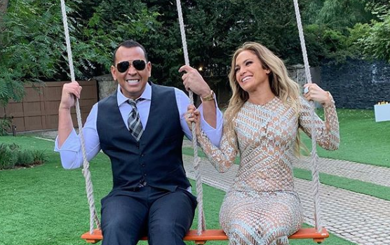 J.Lo & A-Rod Are Engaged! [Photos]