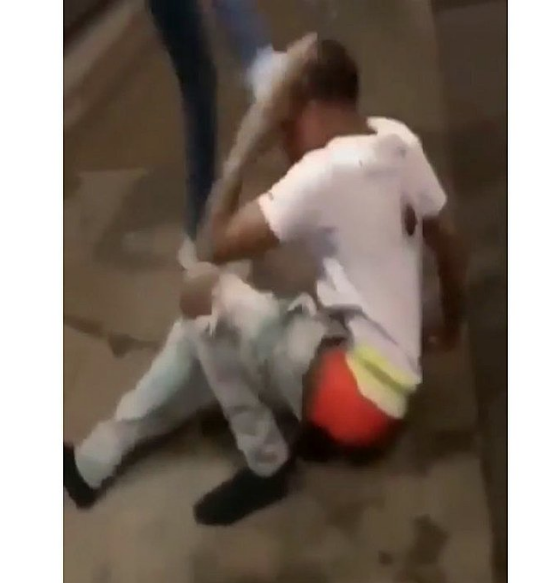 Blac Chyna's Ex YBN Almighty Jay Beat Up In NYC [VIDEO]