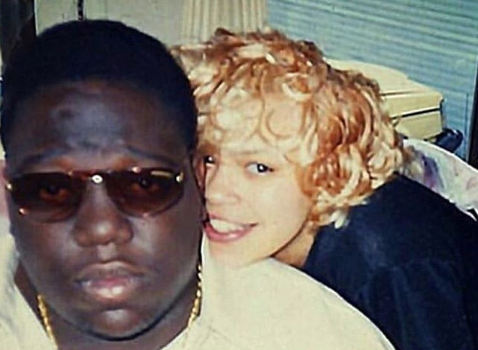 Faith Evans Criticized For Not Posting Biggie Tribute Early Enough