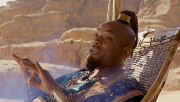 "1st Full Trailer of ""Aladdin"" Starring: Mena Massoud, Will Smith, Naomi Scott"