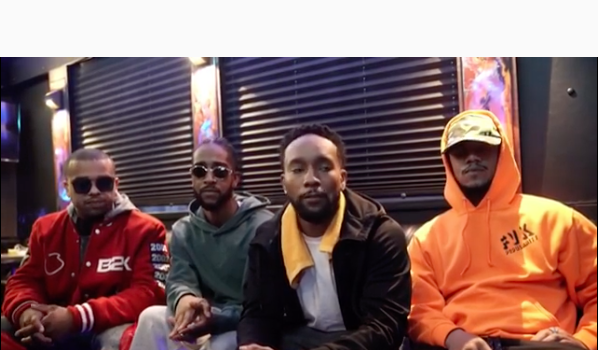 B2K Insists Everything Is Fine, A Day After Raz B Quit Tour Saying He Didn't Feel Safe [VIDEO]
