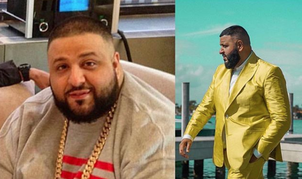 Dj Khaled Reflects On Weight Loss Journey – I Looked Like I Couldn't Breathe!