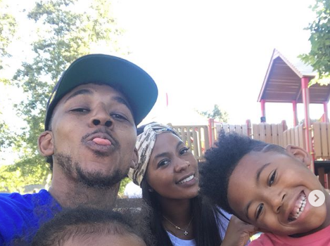 NBA Star Nick Young & Girlfriend Keonna Green Expecting Baby Number 3!