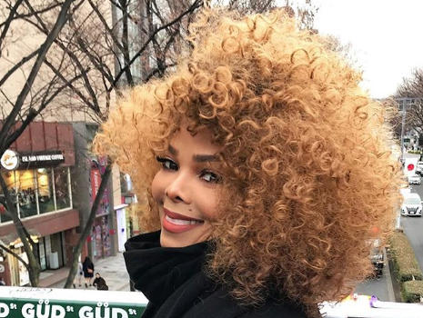 Janet Jackson Debuts New Hairstyle Just In Time For Spring [Photo]